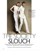 Caroline Trentini & Chanel Iman - Vogue India - Nov 2010 (x8)